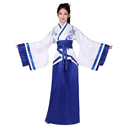 Xingsiyue Mujer Chino Hanfu Vestido, Antiguo Tradicional Disfraz ...