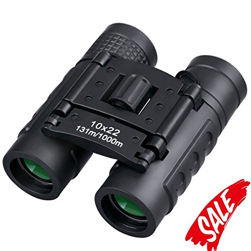 Small Binoculars for Kids and Ad...