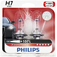 2-Pack Philips X-tremeVision Headlight Bulbs (Various Models) from $15.41