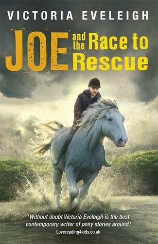 Joe And The Race To Rescue: A boy and his horses (The Horseshoe Trilogy) PDF