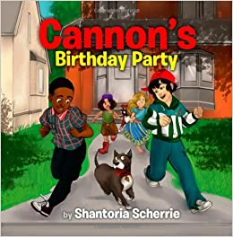 Cannon's Birthday Party