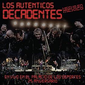 Amazon.com: Luna Radiante (feat. Babasónicos) [Vivo]: Los Autenticos