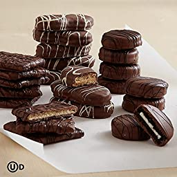 Shari\'s Berries - Chocolate Covered Cookie Collection - 12 Count - Gourmet Baked Good Gifts