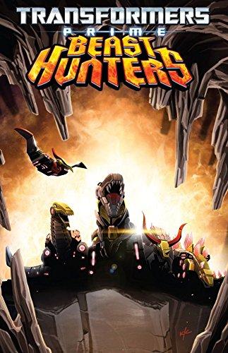 Transformers: Prime - Beast Hunters Vol. 1]()