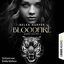 Bloodfire (Blood Destiny 1) Hörbuch von Helen Harper Gesprochen von: Emilia Wallace