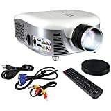 PYLPRJD907 - PYLE HOME PRJD907 Widescreen 1080p Digital Multimedia LED Projector