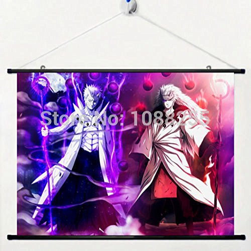Cartoon world Home Decor Wall poster Scroll Naruto SHIPPUDEN