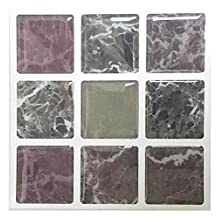 Remarkable Anti-mold Peel And Self Adhesive Wall Tile For Home Decor