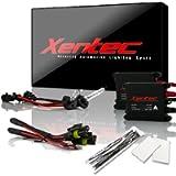 Xentec H1 10000K HID Xenon Bulb bundle with 55W EP alloy Slim Ballast (Ocean Blue)