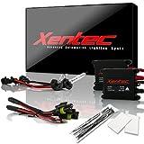 XENTEC H1 12000K 55W Advanced Slim Ballast HID Xenon Kit (Blue Violet)