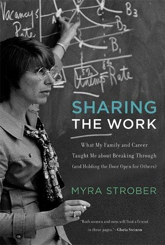 Sharing the Work: What My Family and Career Taught Me about Breaking Through (and Holding the Door Open for Others) (MIT Press) - Family Mitten