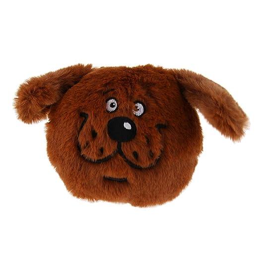 Peluches Interactivos Para Perros, Pelota De Gorila Loca, Mascota ...