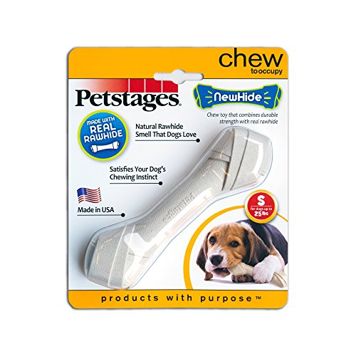 (Petstages NewHide Rawhide Replacement Dog Chew Toy)