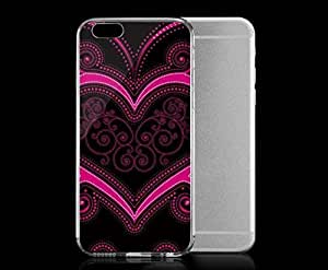 Light weight with strong PC plastic case for iphone 5c Art Love Loves Embrace