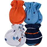 Gerber 4 Pack Mittens Accessory