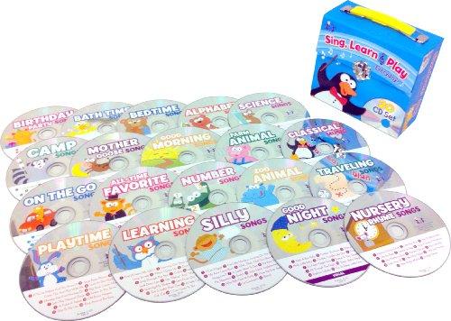 Sing, Learn, Play 20-CD Set