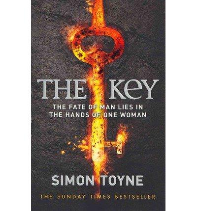 """""""Key"""" av Simon Toyne"""