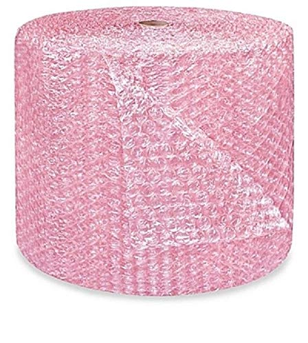 Shipping Supplies & Packaging Materials 1/2'' Large Bubble Cushioning Wrap Anti-Static Roll Padding 125' x 24'' Wide 125FT Packaging and Packing Supplies Accessories