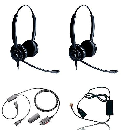 XS 825 Duo Headset Training Bundle | Headsets