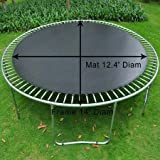 Koval Inc. Mat Replacement for 14' Round Trampoline w/ 88 Rings