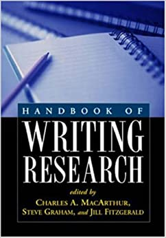 Book Handbook of Writing Research