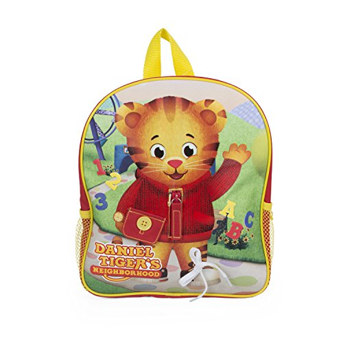 Daniel The Tiger Mini 12 inch Backpack School (Back Tiger)