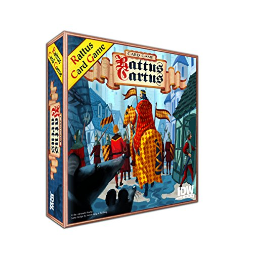 Rattus Cartus Game
