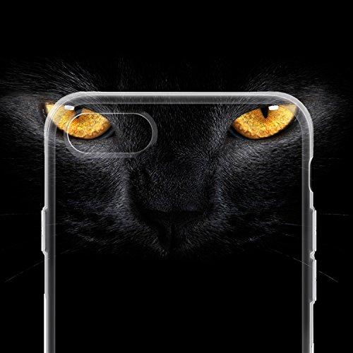iPhone 7 hülle, Nillkin Nature Series [Crystal Clear] Transparent Soft Flex Silikon Ultra Dünn Schlank Bumper-Style Handyhülle Premium Kratzfest TPU Durchsichtige Schutzhülle für Apple iPhone 7 Case C