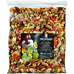 Tropimix Formula Large Parrot Food Mix, 20-Pound