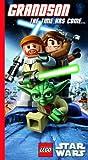 Lego Star Wars Grandson Greeting Card