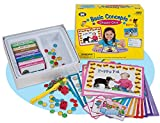 Super Duper Publications Basic Concepts Chipper Chat Magnetic Game Educational Learning Resource for Children