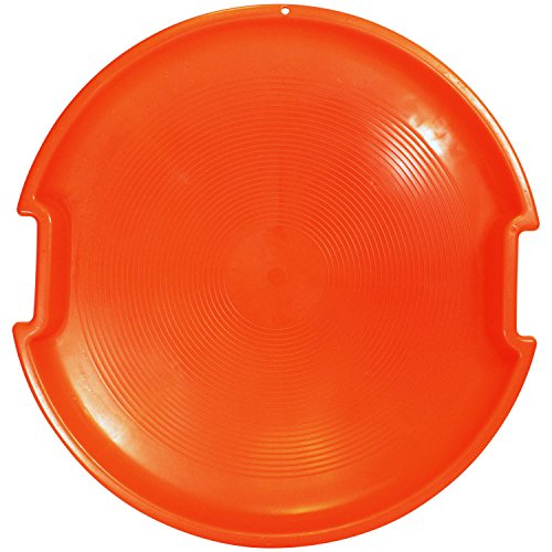 Used, ESP Day Glow Sno Racer Disc Sled - Neon Orange 1153 for sale  Delivered anywhere in USA