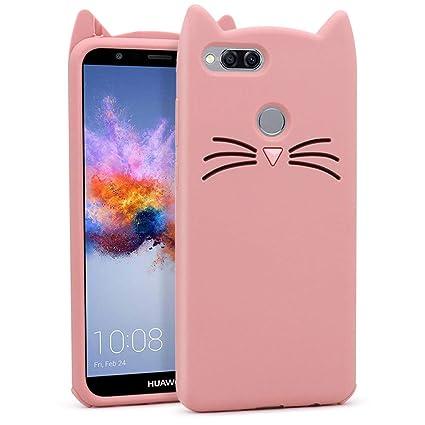 Amazon.com: Funda para Huawei Honor 7X / Huawei Mate SE ...