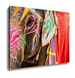 Ashley Canvas, Elephant India Jaipur State Of Rajasthan, Home Decoration Office, Ready to Hang, 20x25, AG5255452