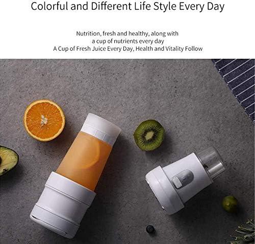 Exprimidor eléctrico Exprimidor plegable Hogar Mini taza de jugo Taza portátil portátil