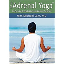 Dr Lam's Adrenal Yoga Exercise DVD Set Volume 1-4 with Streaming Version and Free Additional Downloadable Content