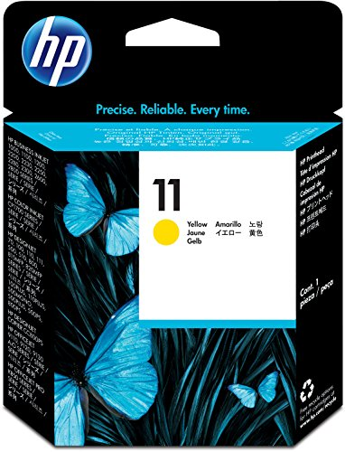 HP 11 Yellow Original Printhead (C4813A) by HP