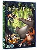 The Jungle Book [DVD] Disney Villains O-Ring Slipcover Edition UK Import (Region B/2) Disney Classics #19