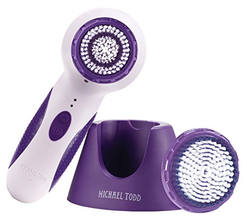 Image result for Michael Todd Soniclear Elite Anti-microbial Facial Skin Cleansing Brush