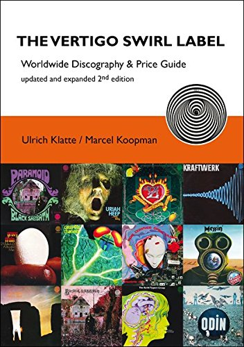 The Vertigo Swirl Label: Worldwide Discography & Price Guide