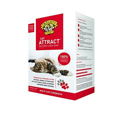 Dr. Elsey's Cat Attract Cat Litter FamilyValue 60lb by Precious Cat