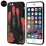iphone 6 cases cool - Seternaly Creative Comfort Case Cool Covers for iPhone 6/iPhone 6S [4.7''] Black into Red