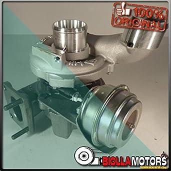 7772515002s turbina Garrett Alfa Romeo 147 JTD 2000 – 2004 (1.9 CC) (88