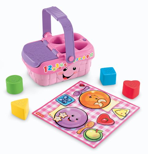 UPC 746775038496, Fisher-Price Laugh & Learn Sweet Sounds Picnic
