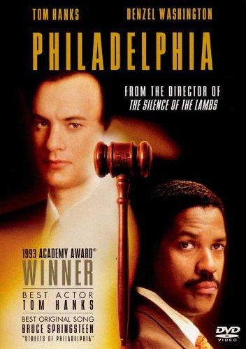 Poster of Philadelphia 1993 Full Hindi Dual Audio Movie Download BluRay 720p