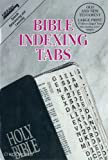 Tabbies Bible Index Tabs – Large Print Silver Edge, Office Central