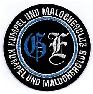 Stickbild//Abzeichen Hamburg /& Hannover Aufn/äher//B/ügelbild Iron on Patch