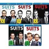 Suits - Season 1-5 im Set - Deutsche Originalware