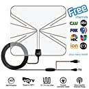 Amazon.com: TV Antennas for Digital TV Indoor 500 Mile ...