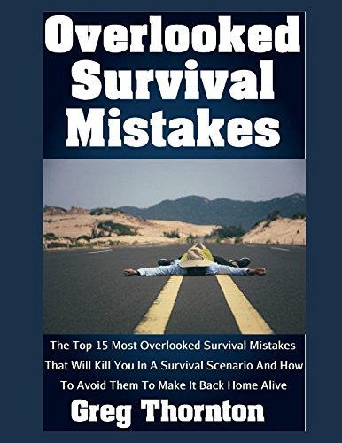 Overlooked Survival Mistakes Scenario Avoid product image